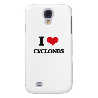 I love Cyclones Galaxy S4 Covers