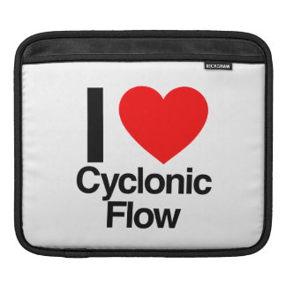 i love cyclonic flow sleeves for iPads