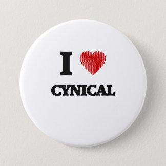 I love Cynical Button