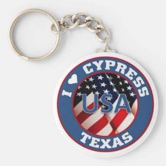 I love Cypress Keychain