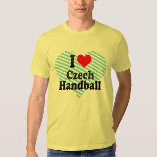I love Czech Handball T Shirt