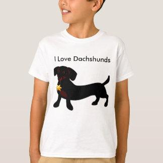 I love Dachshunds T-Shirt