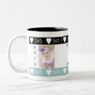 I love Dad Gift Mug