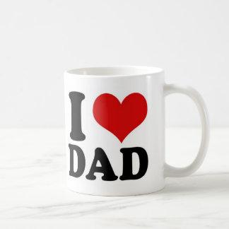 I LOVE DAD - mug