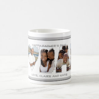 I Love Dad Photo Mug