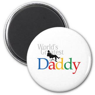 I love Dad T-Shirt Magnet