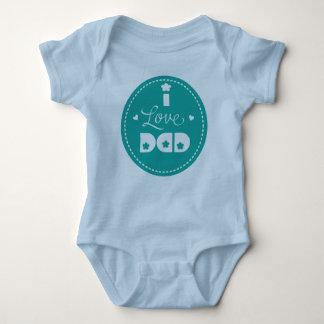 I Love Dad Tshirt