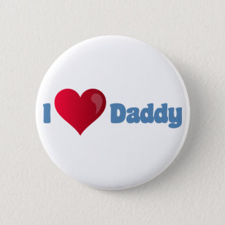 I Love Daddy Button