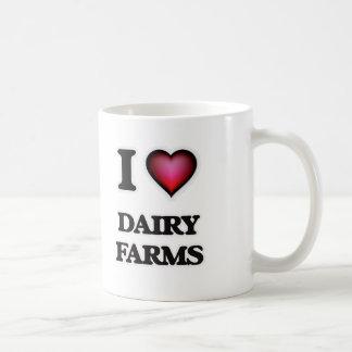 I love Dairy Farms Coffee Mug