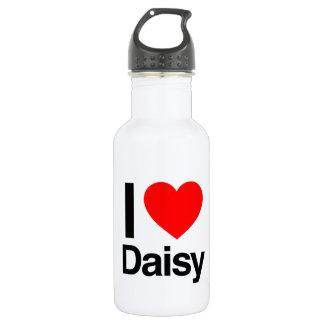 i love daisy 18oz water bottle