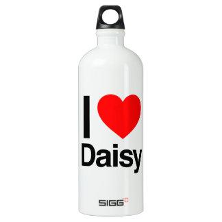 i love daisy SIGG traveler 1.0L water bottle