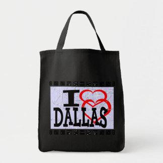 I love Dallas - Bags