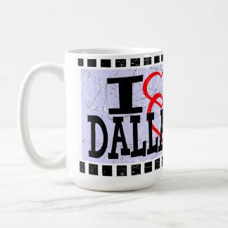 I love Dallas   - Mugs