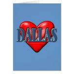 I love Dallas Texas