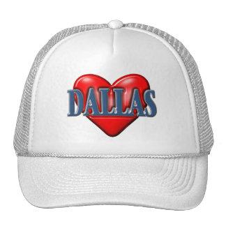 I love Dallas Texas Trucker Hat