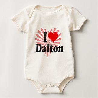 I love Dalton Baby Creeper