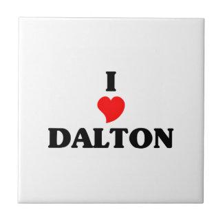 I love Dalton Small Square Tile