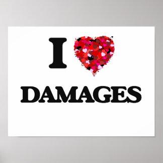 I love Damages Poster