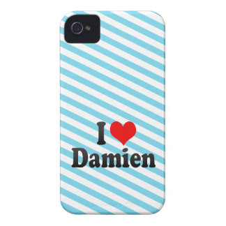 I love Damien iPhone 4 Case-Mate Case