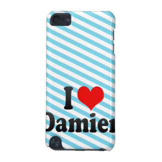 I love Damien iPod Touch 5G Cases