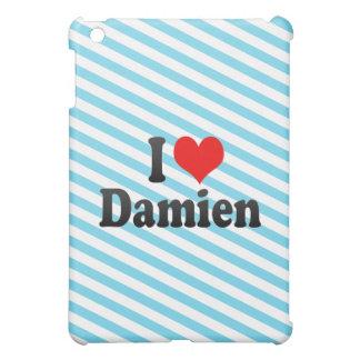 I love Damien iPad Mini Covers