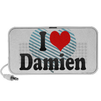 I love Damien Speaker System
