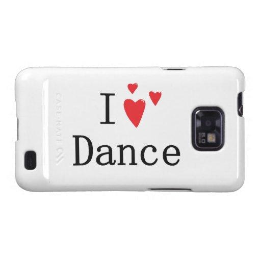 I Love Dance Galaxy SII Cover