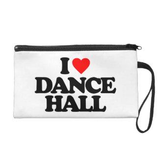 I LOVE DANCE HALL WRISTLET