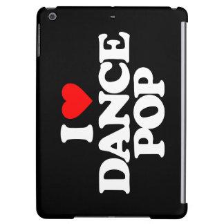 I LOVE DANCE POP iPad AIR CASES