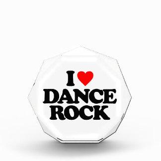 I LOVE DANCE ROCK AWARD