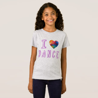 I love DANCE T-Shirt