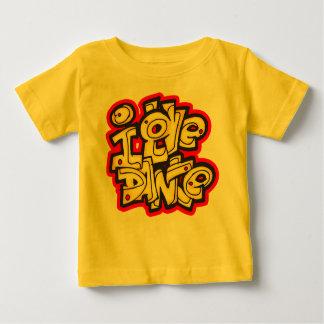 I Love Dance T Shirt