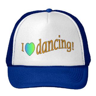 I love dancing hat
