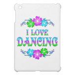 I LOVE DANCING iPad MINI CASE