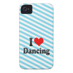 I love Dancing iPhone 4 Cases