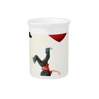 I love dancing pitcher