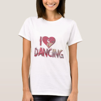 I Love Dancing Shirts Bags