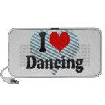 I love Dancing Travel Speaker
