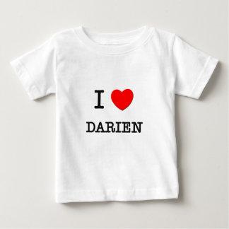 I Love Darien T-shirt