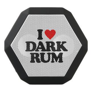 I LOVE DARK RUM BLACK BLUETOOTH SPEAKER