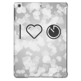 I Love Dark Signs Case For iPad Air
