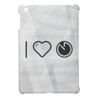I Love Dark Signs Case For The iPad Mini