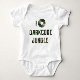 I love darkcore jungle baby bodysuit