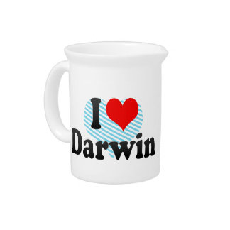 I love Darwin Pitchers