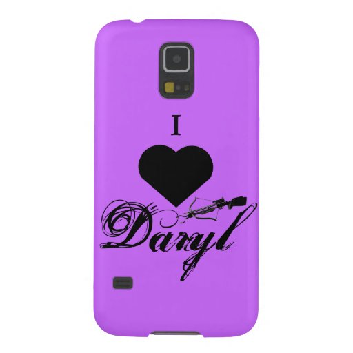 i love daryl phone case galaxy s5 cases zazzle