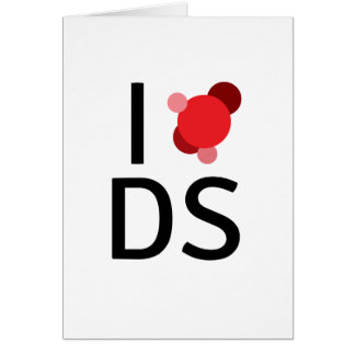 I love data science card