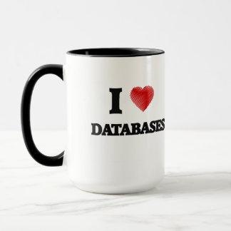 I love Databases Mug