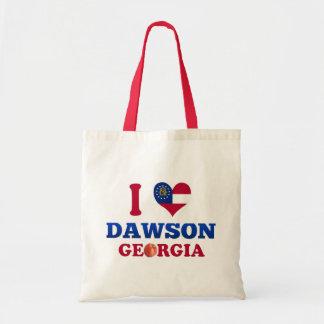 I Love Dawson, Georgia Bag
