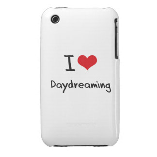 I Love Daydreaming iPhone 3 Case-Mate Cases