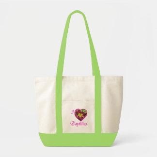 I Love Daylilies Bag